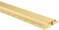 """Планка """"соединительная"""", 3м, цвет Грушевый"""