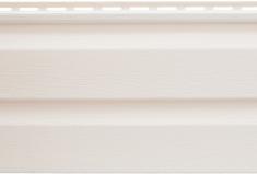 Панель виниловая Альта-Сайдинг белая, 1,83м